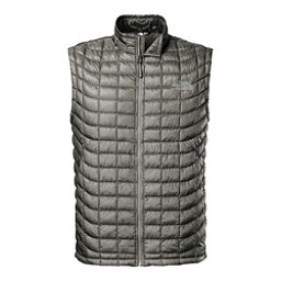 The North Face ThermoBall Mens Vest (Previous Season), Fusebox Grey, 256