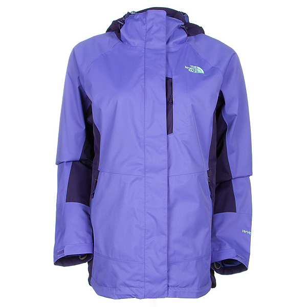 The North Face Varius Guide Womens Shell Ski Jacket (Previous Season), Starry Purple-Garnet Purple, 600