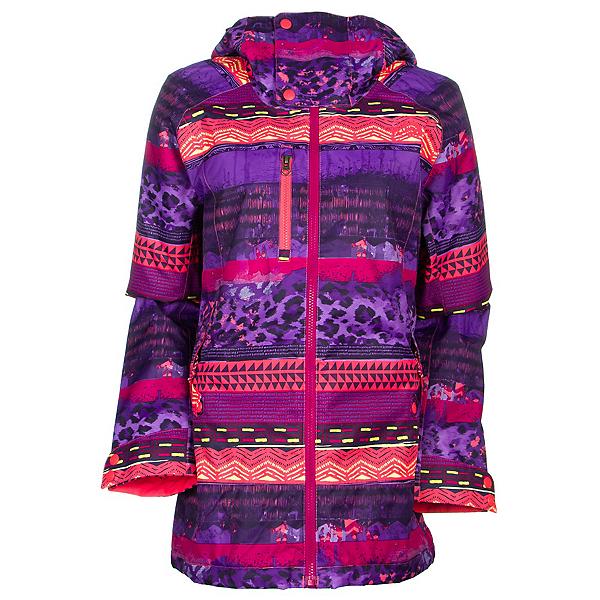 The North Face Wanda Womens Insulated Ski Jacket (Previous Season), , 600