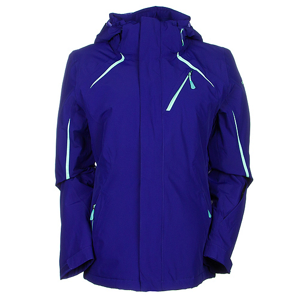 The North Face Cool-Ridge Womens Insulated Ski Jacket (Previous Season), , 600