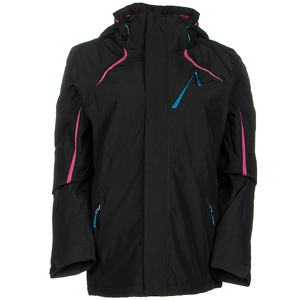 The North Face Cool-Ridge Womens Insulated Ski Jacket (Previous Season), , 600