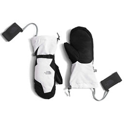 The North Face Womens Montana Mitt (Previous Season), TNF White-TNF Black, 256