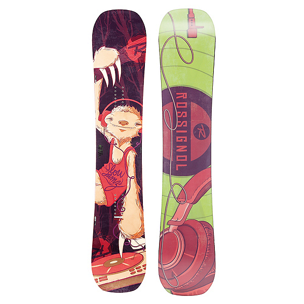 Rossignol Retox AmpTek Snowboard, , 600