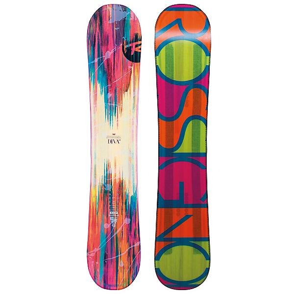 Rossignol Diva MagTek Womens Snowboard, , 600