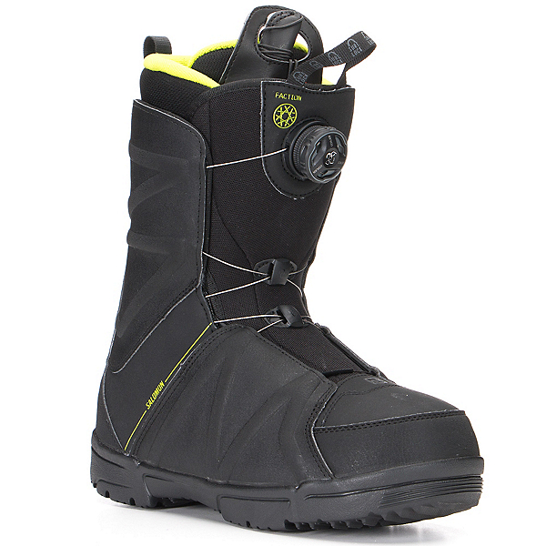 Salomon Faction Boa Snowboard Boots, , 600