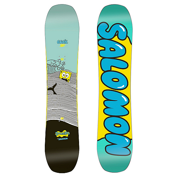 Salomon Grail Boys Snowboard, , 600