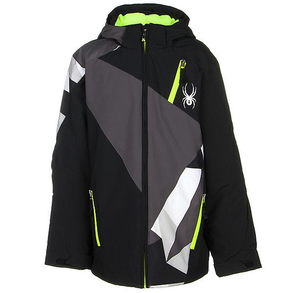 Spyder Enforcer Boys Ski Jacket, , 600