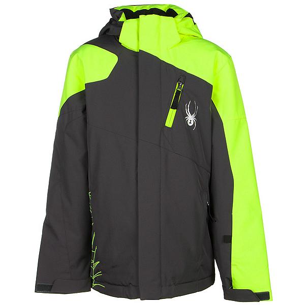 Spyder Guard Boys Ski Jacket, , 600