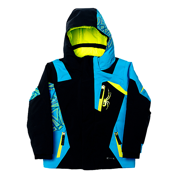 Spyder Mini Challenger Toddler Ski Jacket, , 600