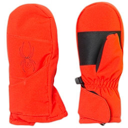 Spyder Mini Cubby Toddlers Mittens, Volcano-Black, 256