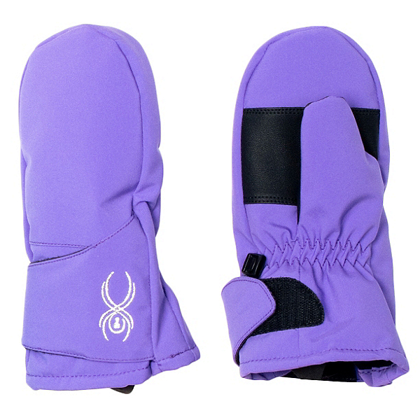Spyder Bitsy Cubby Toddlers Mittens (Previous Season), , 600