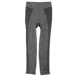 Spyder Cheer Girls Long Underwear Bottom, Black, 256