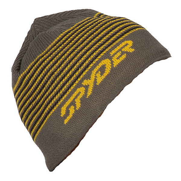 Spyder Upslope Hat (Previous Season), Polar-Brazen-Black, 600
