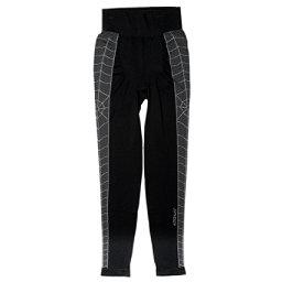 Spyder Skeleton Mens Long Underwear Pants (Previous Season), Black-White, 256