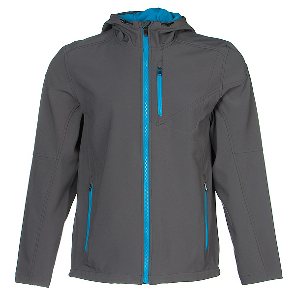 Spyder Patsch Mens Soft Shell Jacket, Polar-Electric Blue, 600