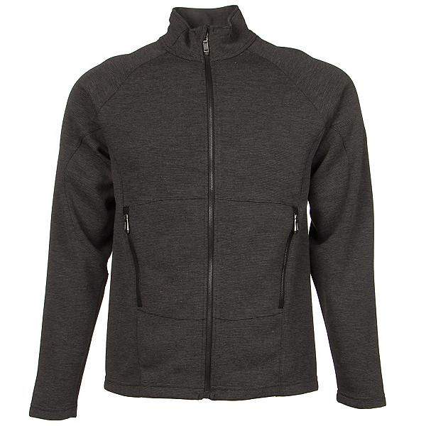 Spyder Vectre Full-Zip Mens Jacket, Black-Polar, 600