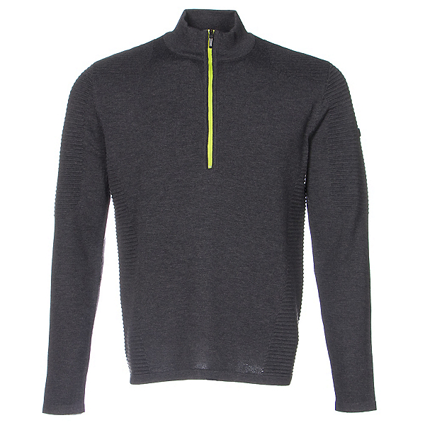 Spyder Drayke Half Zip Mens Sweater, , 600