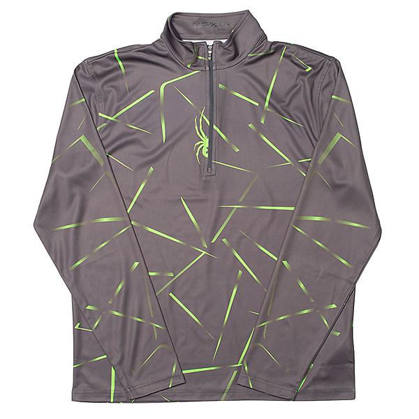 Spyder Anti Web Dry WEB T-Neck Mens Mid Layer, , 600