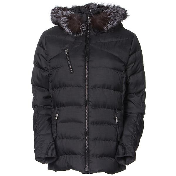 Women's aimie long down jacket