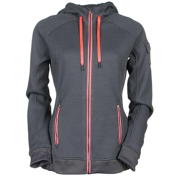 Spyder Core Ardent Full Zip Womens Sweater (Previous Season), Depth-Bryte Pink, 600