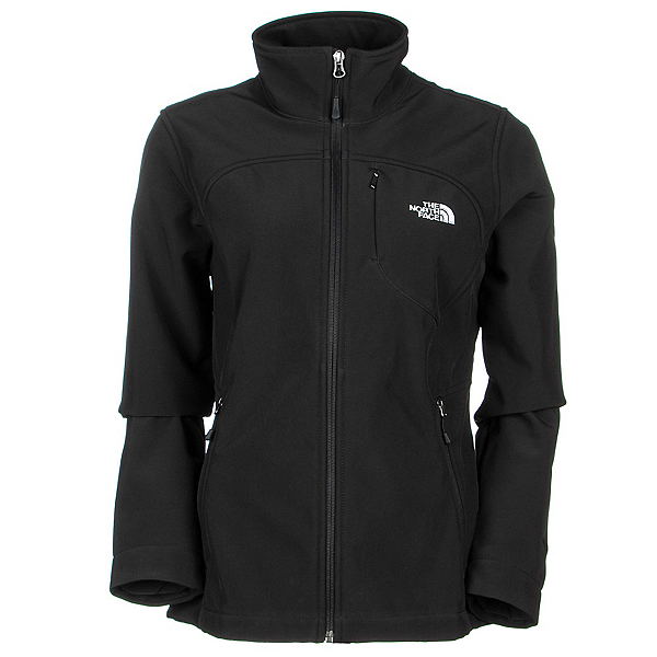 The North Face Apex Bionic Womens Soft Shell Jacket (Previous Season), TNF Black, 600