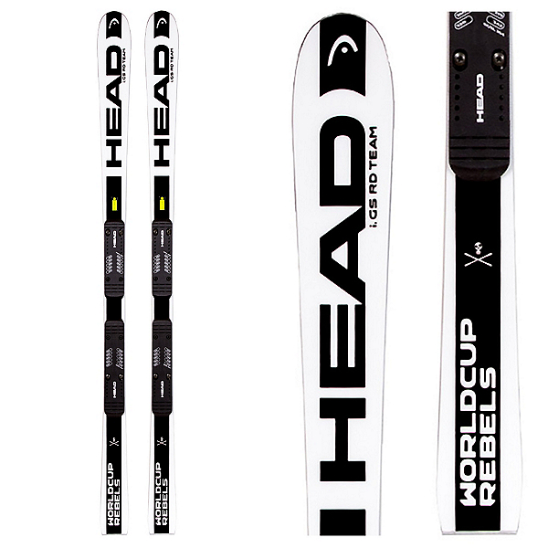 Head World Cup i.GS RD Team Junior Race Skis, , 600