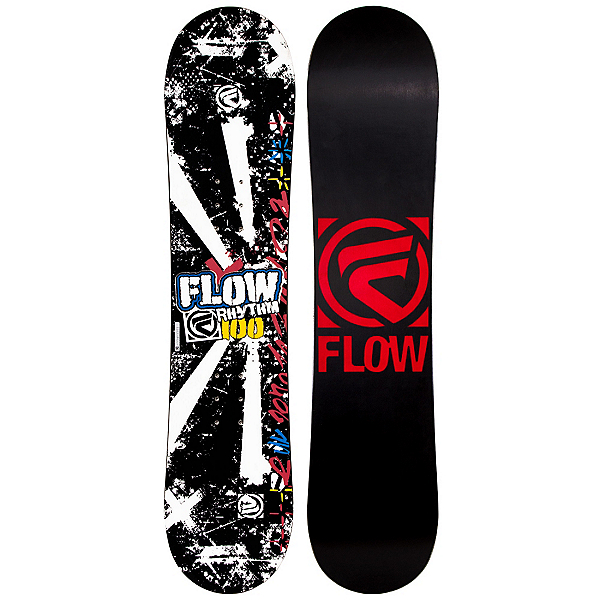 Flow Rhythm Youth Rental Snowboard, , 600