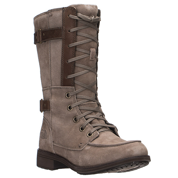 The North Face Bridgeton Lace Womens Boots (Previous Season), , 600
