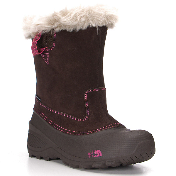 The North Face Shellista Pull-On II Girls Boots (Previous Season), , 600