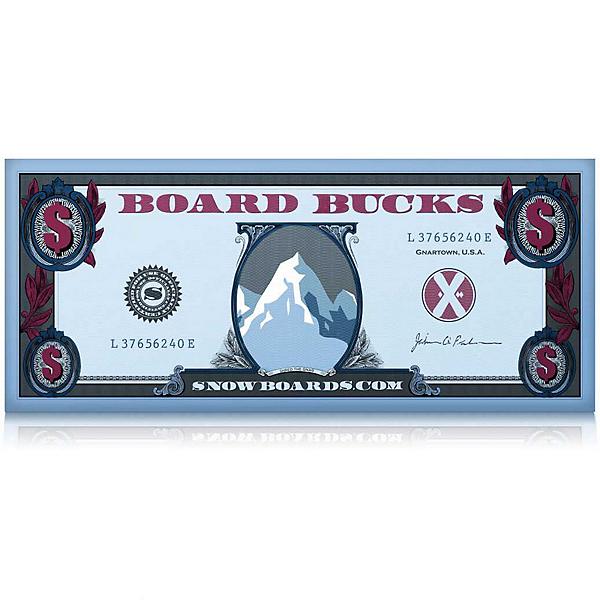 $100 Board Bucks, , 600