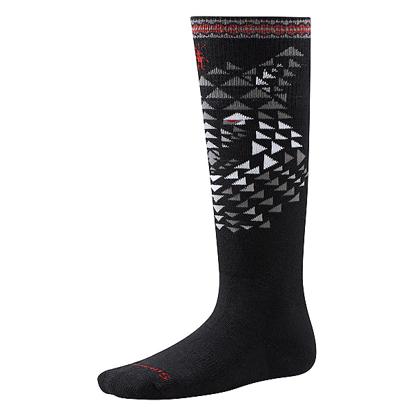 SmartWool Wintersport Wolf Kids Ski Socks, , 600