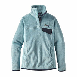 Patagonia Re-Tool Snap-T Pullover Womens Mid Layer, Tubular Blue, 256