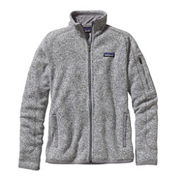 Patagonia Better Sweater Womens Jacket, Birch White, 256