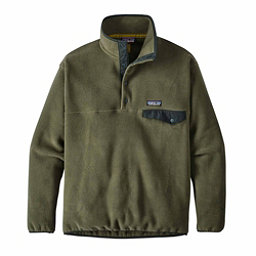 Patagonia Synchilla Snap-T Mens Mid Layer, Industrial Green, 256