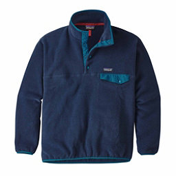 Patagonia Synchilla Snap-T Mens Mid Layer, Navy Blue, 256