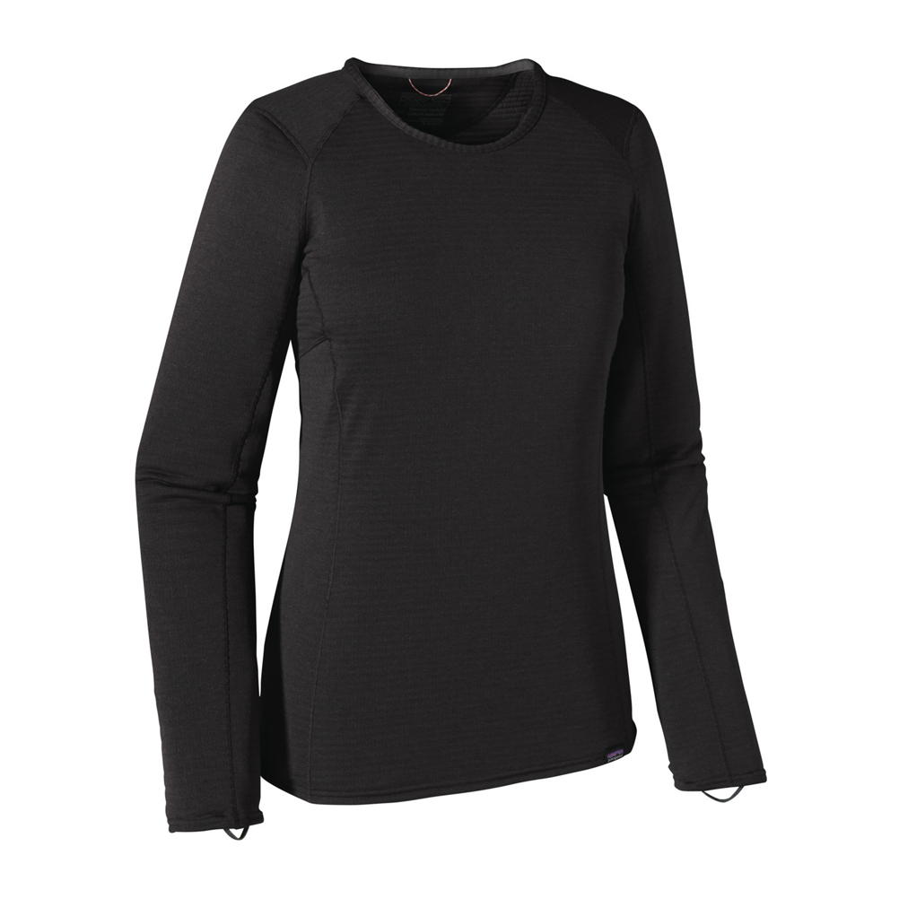 Image of Patagonia Capilene Thermal Crew Womens Long Underwear Top