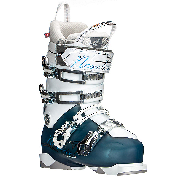 Nordica Belle Pro 95 Womens Ski Boots, , 600