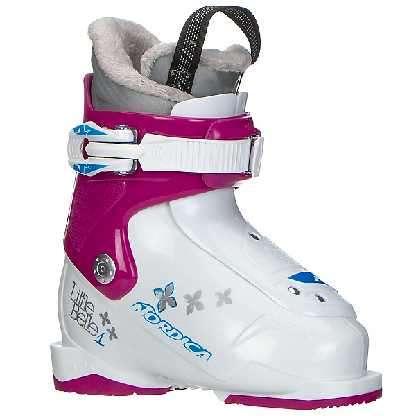 Nordica Little Belle 1 Girls Ski Boots, , 600