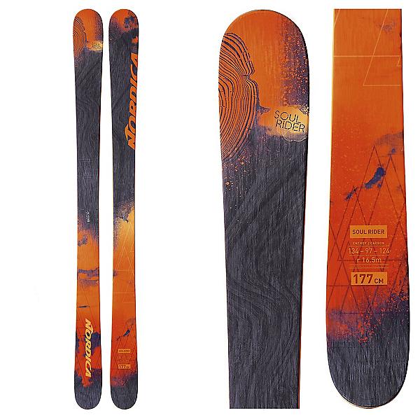 Nordica Soul Rider Skis, , 600