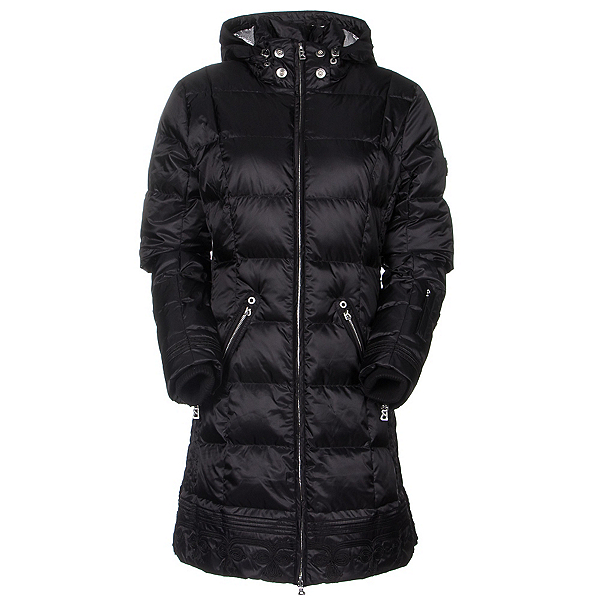 Bogner Selina Down Womens Jacket, Black, 600