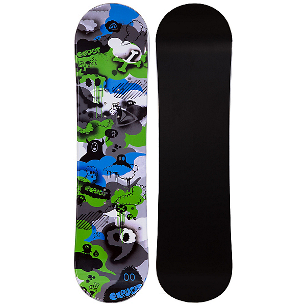 Firefly Explicit PMR Green Boys Snowboard, , 600