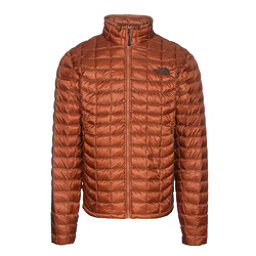The North Face ThermoBall Full Zip Mens Jacket (Previous Season), Gingerbread Brown, 256