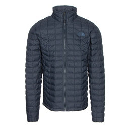 The North Face ThermoBall Full Zip Mens Jacket (Previous Season), Urban Navy Stria, 256