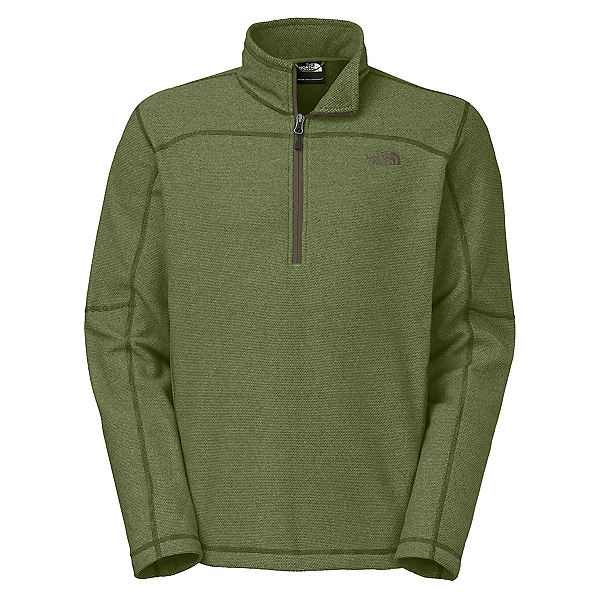 The North Face Texture Cap Rock 1/4 Zip Mens Mid Layer (Previous Season), , 600