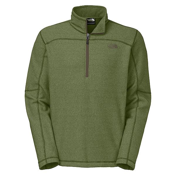 The North Face Texture Cap Rock 1/4 Zip Mens Mid Layer (Previous Season), , 600