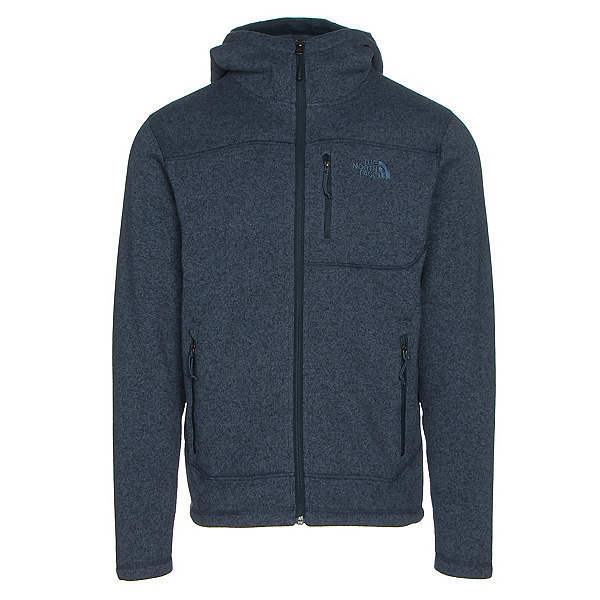 The North Face Gordon Lyons Mens Hoodie (Previous Season), Urban Navy Heather, 600