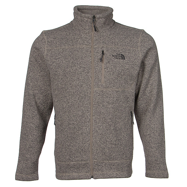 The North Face Gordon Lyons Full Zip Mens Jacket (Previous Season), , 600