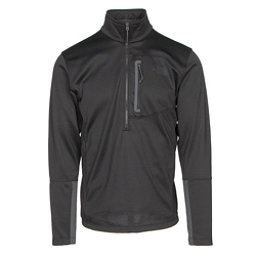 The North Face Canyonlands Half Zip Mens Mid Layer (Previous Season), TNF Black, 256
