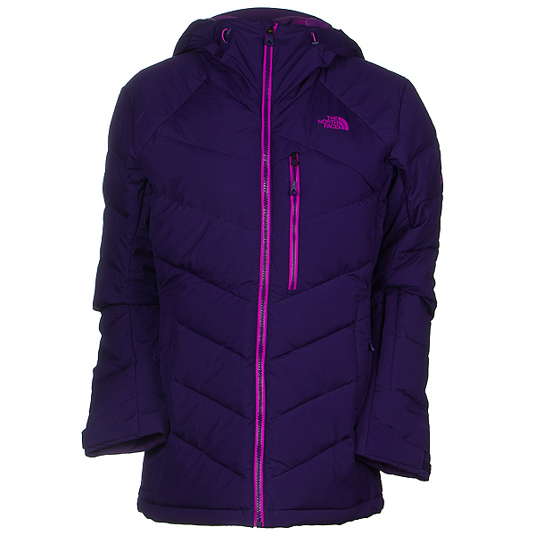 The North Face Point It Down Hybrid Womens Insulated Ski Jacket (Previous Season), , 600