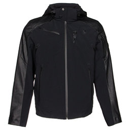 Spyder Icon Mens Insulated Ski Jacket, Black, 256